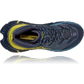Hoka One One Tennine Hike GTX Shoes Men ombre blue/green sheen